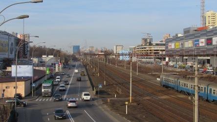 Şehir merkezinin uzak köşeleri